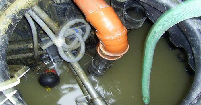 Αντλήσεις υδάτων από καταστροφές - Αποφράξεις